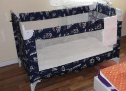 FeWo Schart - Kinderbett